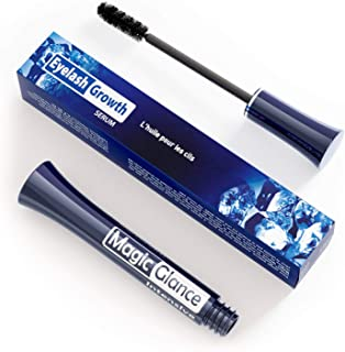 Magic Glance - Eyelash Growth Serum - Lash Boost Enhancer For Longer Lashes And Eyebrows - Fast Results In 10 Days