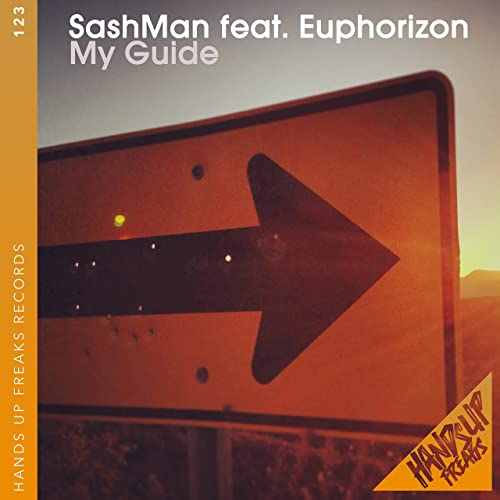SashMan feat. Euphorizon - My Guide