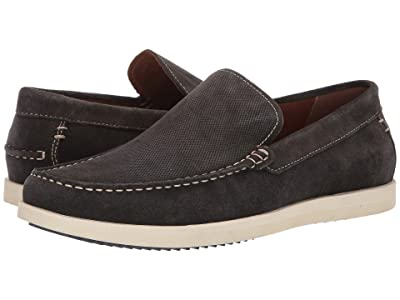 Kenneth Cole Reaction Braylon Slip-On B (Grey) Men