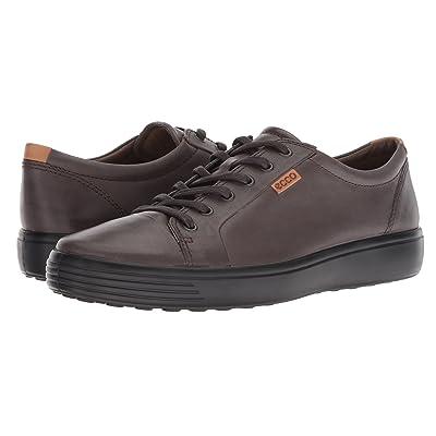 ECCO Soft 7 Sneaker (Licorice) Men