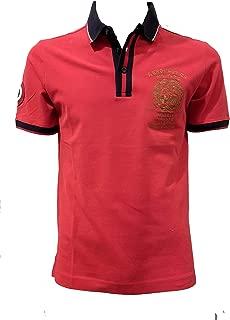 Polo PO1336P Rojo, Piquet, Hombre, Sudadera, Camiseta, Chaqueta