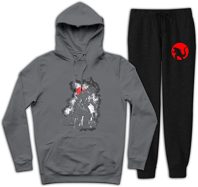 Fall Hoodie 3d Godzilla Hooded Sweatshirt Unisex Pullover Tops Sweats sports