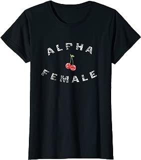 Best alpha female tee Reviews