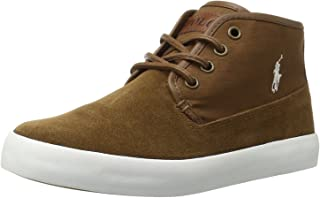 Polo Ralph Lauren Kids Waylon Mid Sneaker