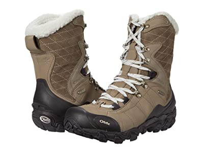 Oboz Bridger 9 Insulated B-Dry (Brindle) Women