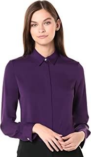 Theory Women's Classic Fitted Shirt