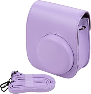Camera BagPortable Instant Camera Case Tas Houder PU LederLaptop Messenger & Schoudertassen (Grootte: 12.5x14x5.5cm; Kleur...
