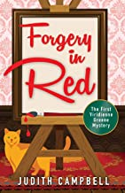 Forgery in Red (The Viridienne Greene Mysteries)
