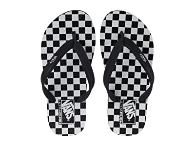 Vans Makena ((Checkerboard) Black/True White) Men
