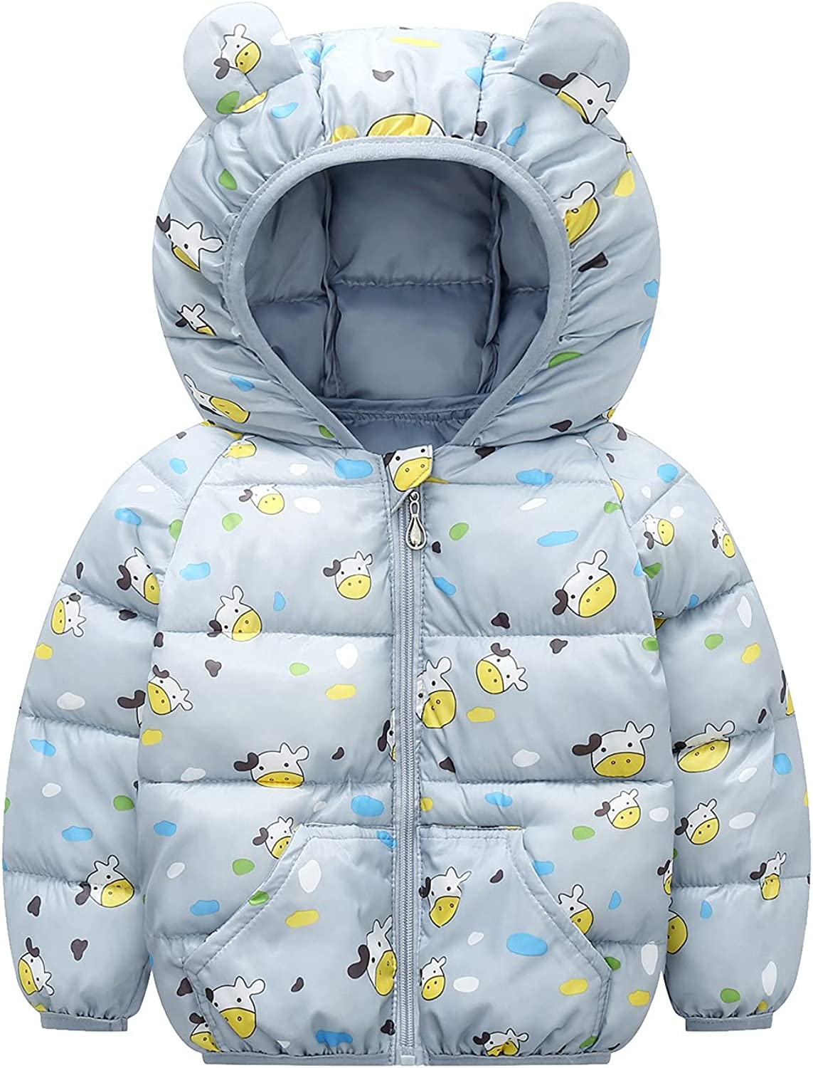 At the price Kids Baby Super beauty product restock quality top Boys Girls Winter Coats Puffer Hoodies Padded Jacket w