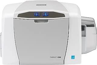 Fargo C50 Single-Side ID Card Printer (51975)