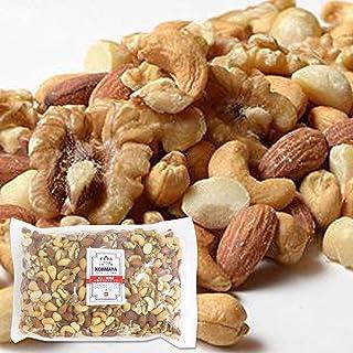 小島屋 厳選 ミックスナッツ 4種類 1kg うす塩 Bar 御用達 オリジナル 直火焙煎 ナッツ