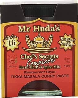 Mr Huda's Tikka Masala Curry Paste 160 g (Pack of 3