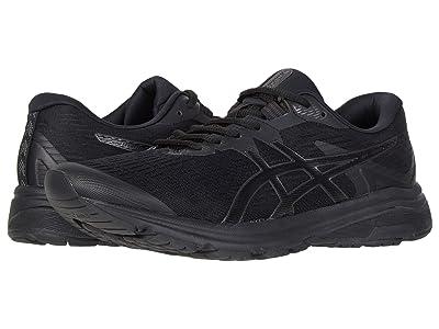 ASICS GT-1000 8 (Black/Black) Men