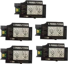 Best T2950 Maintenance Box Ink Remanufactured for Workforce WF-100 Inkjet Printer. 5-Pack Review