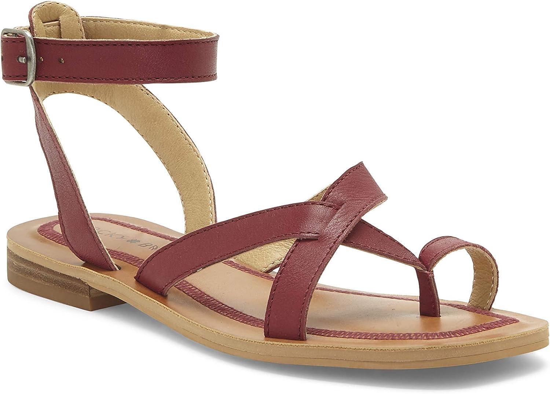 Lucky Brand Women's Avonna Flat Sandal