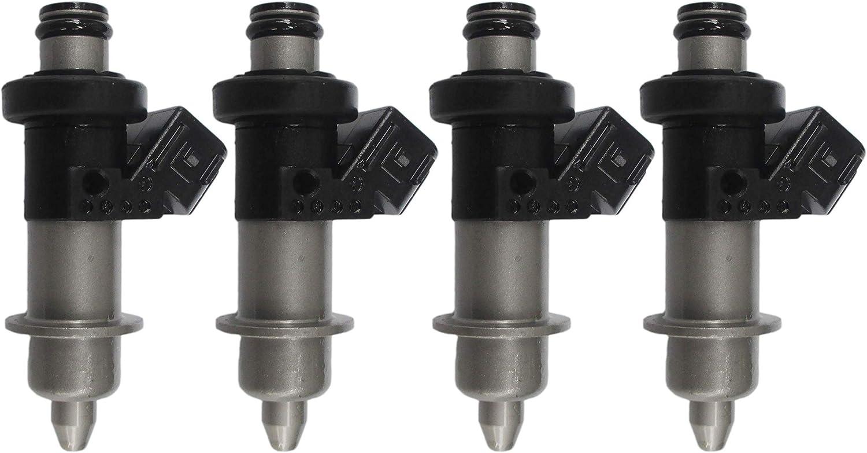 Cheap sale New life 4pcs Fuel Injector For 99-07 GSX1300RZ Hayabusa GSX1300R Suzuki