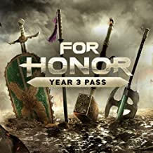 FOR HONOR: YEAR 3 Pass - [PS4 Digital Code]