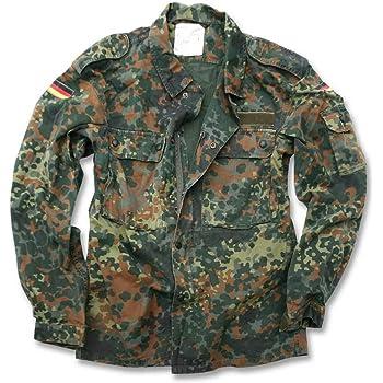 Flecktarn Parka European Military German Army Bundeswehr