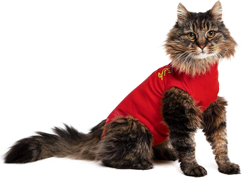 MPS Medical Pet Shirt S Rojo Gato
