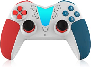 Delta essentials Bluetooth Wireless Pro Controller for Nintendo Switch Gamepad for Legend of Zelda Marvel Ultimate Alliance 3 Super Smash Bros