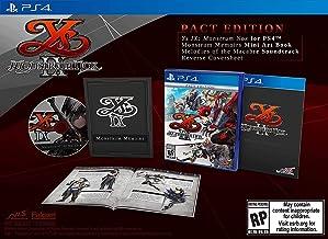Ys Ix: Monstrom Nox - Pact Edition - PlayStation 4