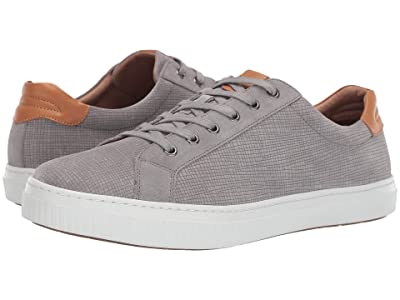 J&M EST. 1850 Toliver Lace To Toe (Gray) Men