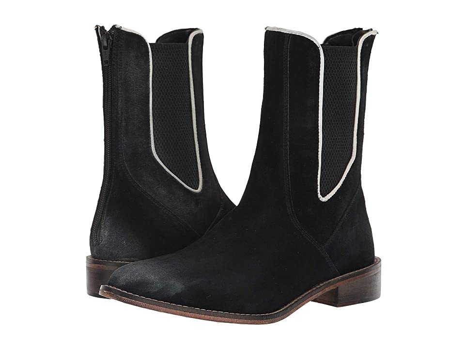 Free People Blackburn Chelsea Boot (Black Combo) Women