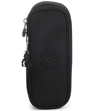 Kipling 30 Pens Case (Black Noir) Handbags