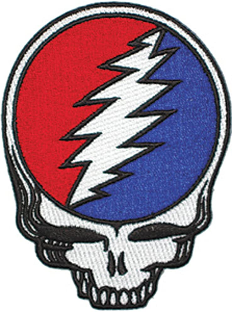 Application Steal Your Face Die Cut Patch