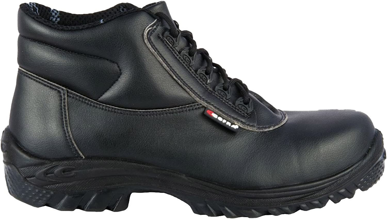 Cofra 63570-000.W47 Size 47 Ethyl  S3 SRC Safety shoes - Black