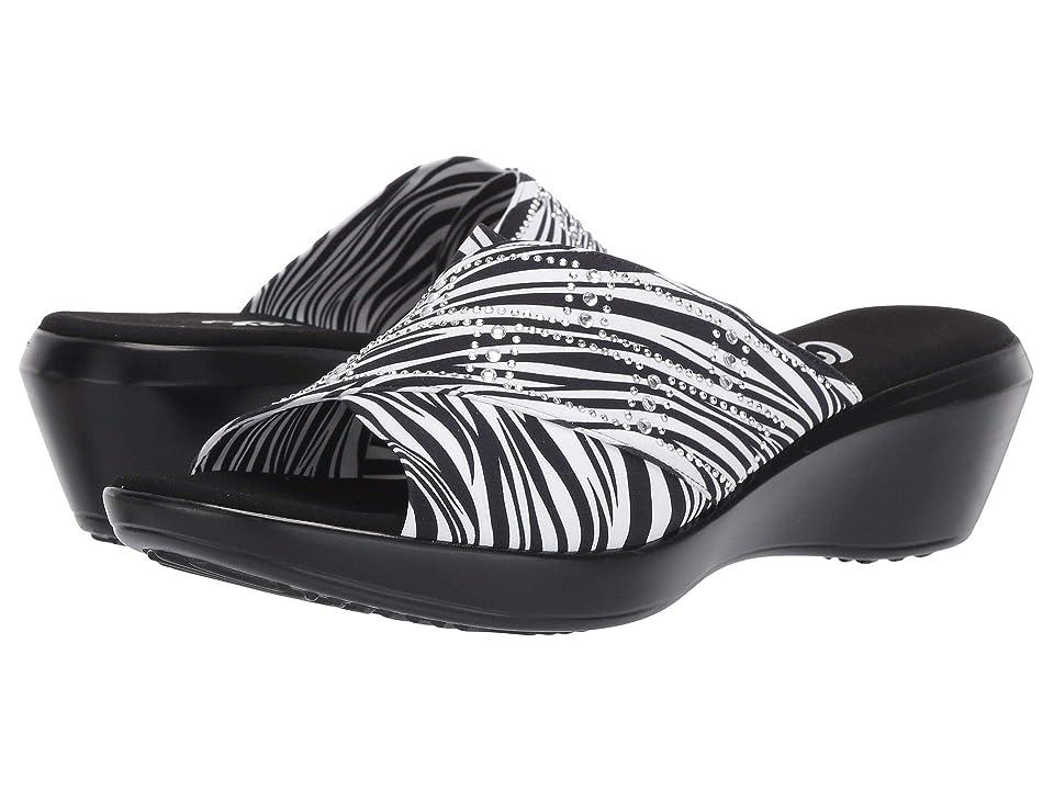 Onex Mistie (White Zebra) Women