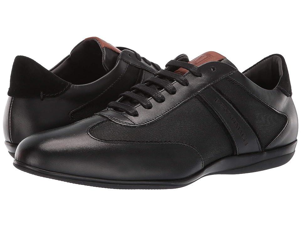 Bruno Magli Marcelo (Black Leather) Men