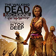 The Walking Dead: Michonne - Ep. 1, In Too Deep - PS4 [Digital Code]