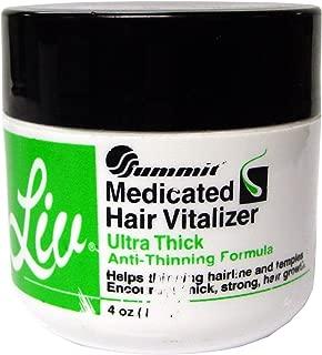 Summit Liv Hair Vitalizer - Ultra Thk 4 oz.