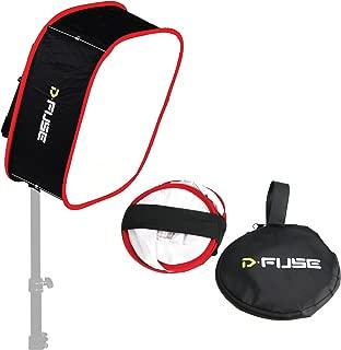 Kamerar D-Fuse Large LED Light Panel Softbox: 12