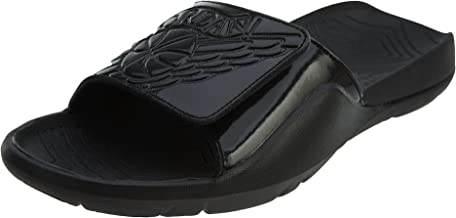 Jordan Nike Men's Hydro 7 Slide Black AA2517-010 (Size: 11)