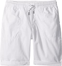 Polo Ralph Lauren Kids Relaxed Fit Cotton Shorts (Little Kids)