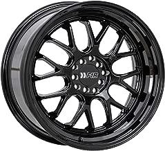 F21 18x9.5 5x100/114.3 et35 Gloss Black