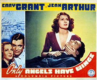 Posterazzi Only Angels Have Wings Cary Grant Rita Hayworth 1939. Movie Masterprint Poster Print, (28 x 22)