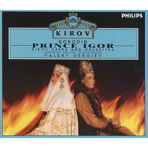 "Borodin: Prince Igor - Mariinsky Theatre Edition - Prologue - No.1 Introduction: ""Solncu krasnomu slava!"""