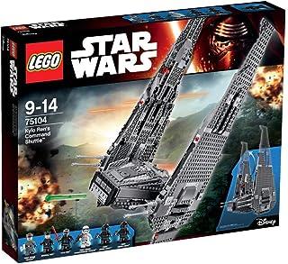 LEGO Star Wars Kylo Ren's Command Shuttle - 75104