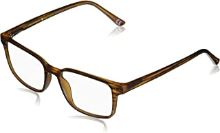 Foster Grant Men's Lowell 1018297 Square Reading Glasses