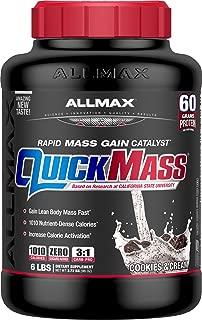 rapid mass supplement