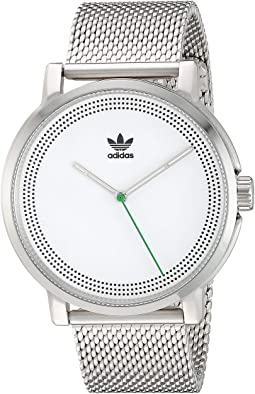 Silver/White/Green