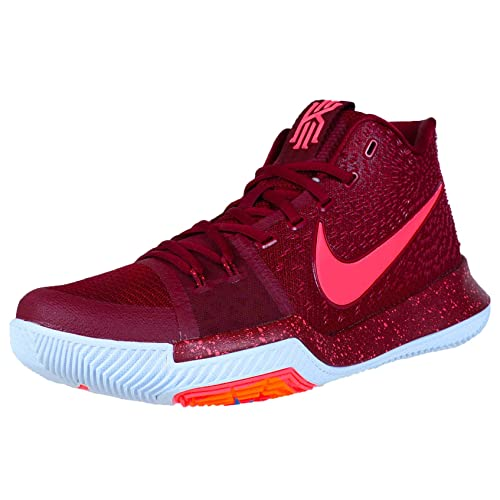 super popular 08283 29ef2 Nike Mens Kyrie 3 Midnight Basketball Shoes
