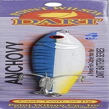 Point Wilson Dart Anchovy Jig, 4-Ounce, Blue Mackerel