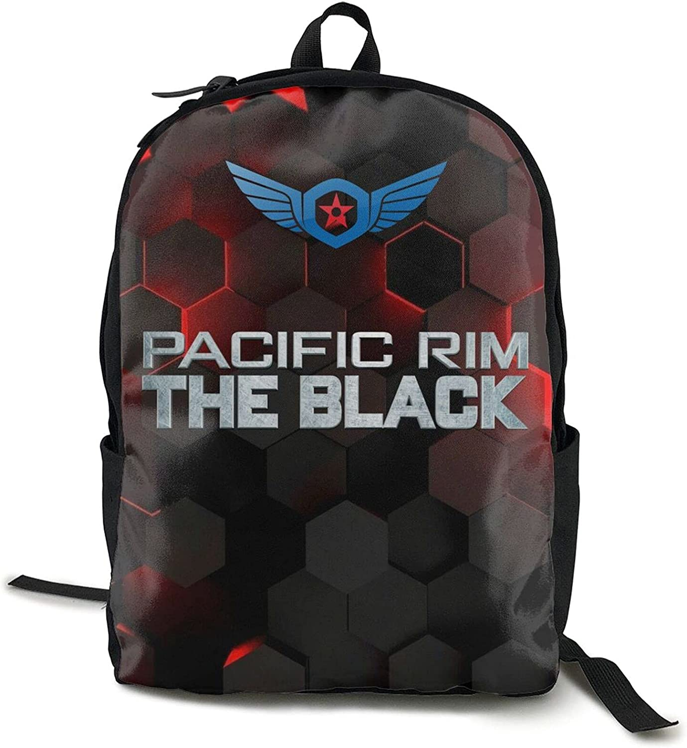 Brand Cheap Sale Venue Pac-Ific Ri-M The Bla-Ck Overseas parallel import regular item Backpack Water-Resistant Girls