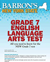 Barron's New York State Grade 7 English Language Arts Test (Barron's Test Prep NY)