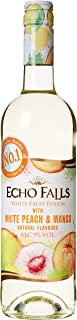 Echo Falls White Peach & Mango, 75cl